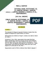 PNB vs. SANTOS