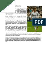Cristiano Ronaldo Suu