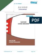 SAVIOR LicenseMgr UserManual.pdf