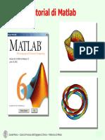 - Manuale - Matlab 6.5 Italiano