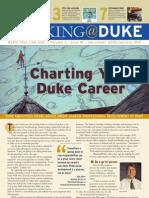 Working@Duke - December, 2010 / January, 2011