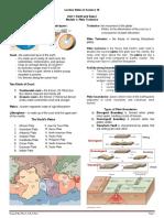 Unit 1- Module 1- Plate Tectonics