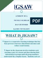 Jigsaw Presentation