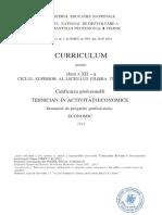 CRR_XII_liceu_Tehn in activ economice