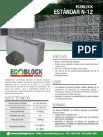 ECOBLOCK N12 FT