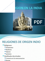 Religion en La India