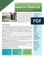 st germans newsletter - 26 jan 2020 - epiphany 3