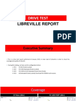 Libreville Drive Test Report_202001