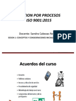 Presentación NORMA ISO 9001 Y EDUCACION
