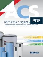 catálogo completo Lapesa 2020