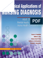 Clinical Applications of Nursing Diagnosis_ Adult, Child, Women's, Psychiatric, Gerontic, and Home Health Cons