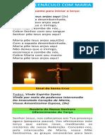 CELULARES Terço Cenáculo[1457]