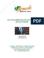 UII-2 DOC DISEÑO DE SW