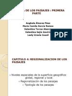 GEOGRAFIA DE LOS PAISAJES