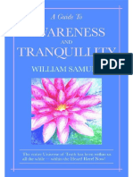 A Guide To Awareness And Tranquillity - William Samuel