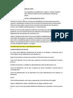 CONCEPTO DE CONTABILIDAD DE COSTO