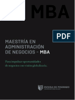 MBA-COMPENDIO TOMA DE DECISIONES 2017