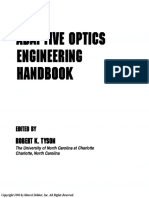 Adaptive Optics Engineering Handbook - Robert K Tyson