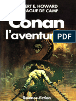 Conan l'Aventurier - Robert E. Howard