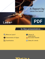 Laser Safety Report