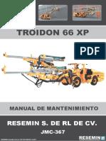 Resemin HC95 Drilling