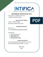 informe quimica9