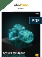 Dossier Labo Fnac Photo Objectifs Interchangeables 2010