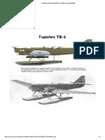 tupolev tb1