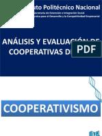 evaluación de cooperativas