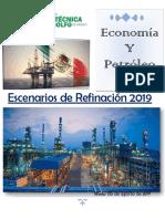 Escenarios Refinación 2019-1 Mexico