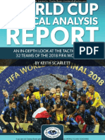 World Cup 2018 Tactical Analysis