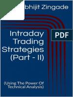 Intraday Trading Strategies (Pa - Abhijit Zingade