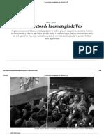 Los secretos de la estrategia de Vox _ Ideas _ EL PAÍS