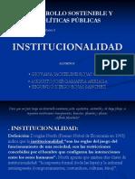 institucionalidad dr 01