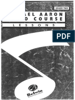 Aaron - Piano course lessons grade two