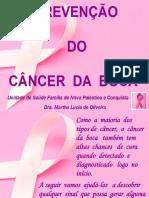 PALESTRA CÂNCER DE BOCA - OUTUBRO ROSA 1.pptx
