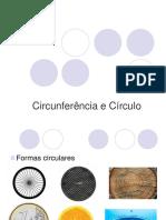 circunferência e círculo-1