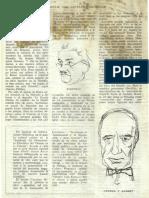 CB, La Especulación Filosófica en Colombia -1955, Reportaje Con