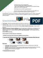 AURA PTL II Specifications