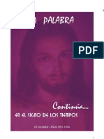 Crescio - La Palabra Continua Vol VIII 1980-1996
