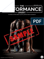 [FREE SAMPLE] The Performance Digest - Issue 17 (March 18)