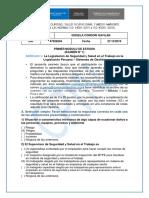 SSOMA Examen - Módulo 1