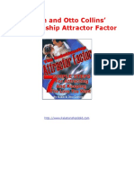 Attract Your Soulmate Now - Bonus - Susie & Otto Collins - Relationship Attractor Factor