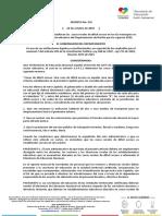 Decreto 555 de 2019