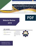 Website Review Final