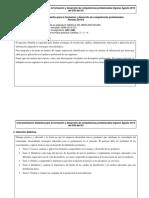 Instrumentación Didáctica_mezcla de Mercadotecnia