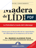 Madera de Líder - Edición Revisada (Gestión Del Conocimiento) JkR