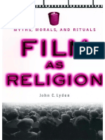 John C. Lyden - Film as Religion_ Myths, Morals, and Rituals (2003)