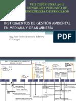 Instrumentos de gestión ambiental en mediana y gran minería - ALMONACID TALAVERA.pptx
