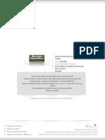 Listo (2009-2013) Revisión teórica y empírica desde la psicología sobre representaciones sociales del envejecimiento y la vejez en Latinoamerica y España